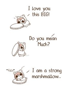 I am very strong! :D