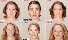 The ingenious celebrity make-up trick EVERY woman needs to know about #DailyMail