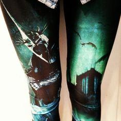Witch King Leggings | Black Milk Clothing