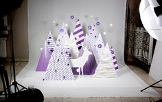 Purple Wishes by Zim And Zou, via Behance
