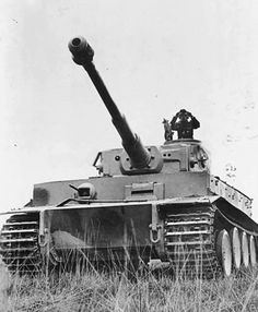 Tiger Tank WW2