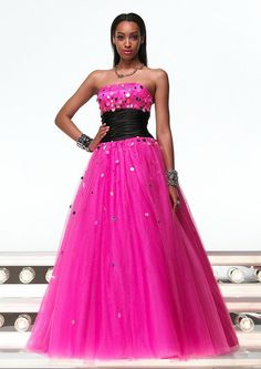 Elegant Long Prom  Evening Dresses