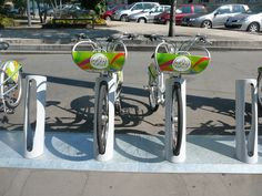 Easybike bike sharing system