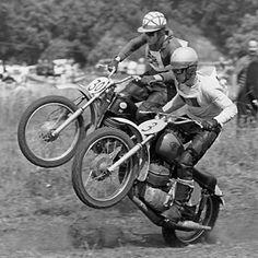 Vintage Motocross, Dirt Bikes, Vintage Bikes, Racing, Motorcycles, Vehicles, Classic, Photos, Spirit