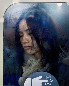 Les faces écrasées du métro Japonais !