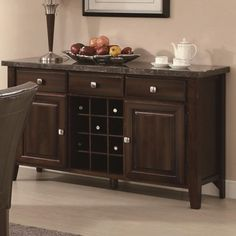 Serving Table for Dining Room - Best Master Furniture Check more at http://1pureedm.com/serving-table-for-dining-room/