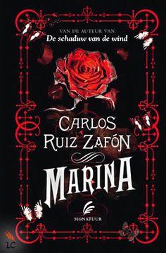 Marina van Carlos Ruiz Zafón | ISBN:9789056723552, verwacht: 2013 - oktober, aantal paginas: 220 #CarlosRuizZafon #Marina #roman #boek - Wanneer Oscar Drai het meisje Marina ontmoet, kan hij nog niet vermoeden dat zijn leven voor altijd zal veranderen. Marina brengt Oscar op het spoor van een mysterieuze, in het zwart geklede dame...