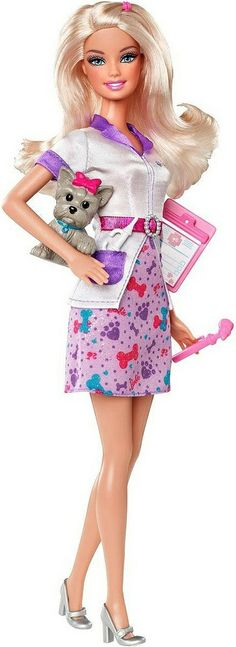 Barbie - I Can Be - Pet Vet