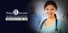 These 8 Secrets will make your Claim Acceptance Services At The Top Best Blackhead Remover, Remove Blackheads From Nose, Health Tips, Health Care, Medical Billing, Wash Your Face, Denial, Acceptance, The Secret