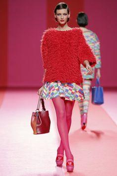 Madrid Fashion Week: Agatha Ruiz de la Prada Otoño Invierno 2015/16 | TELVA