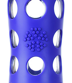 These glass water bottles by the Life Factory come in a variety of sizes and styles. We like the 16 oz Glass Bottle with classic screwcap and non-slip silicone sleeve that helps to prevent breaks and spills. The bottles come in your choice of six colors, are BPA-free, made in the U.S., and are great to pop in your bag and carry on the go. lifefactory.com, from $20. (From: 12 Travel Products You'll Need This Summer)