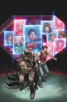 DC Comics FULL January 2015 Solicitations | Newsarama.com