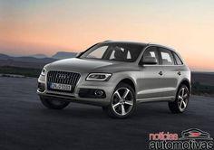 Audi Q5 agora disponível com motor 2.0 TDI de 150 cv na Europa
