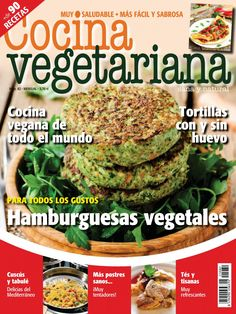 Cocina vegetariana n82 mayo 2017