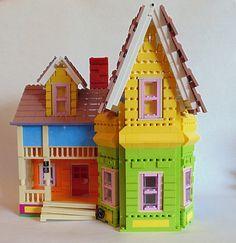 LEGO 'UP' House