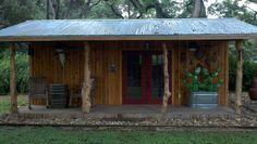 Rustic Log Cabin Photo Gallery | Rustic Log Cabin Exterior Doors http://parkerrenovations.blogspot.com ...