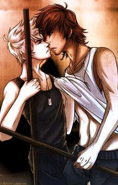 """You should read """"Two Lives Come Together (Jack Frost x Hiccup) - English Version"""" on #Wattpad. #FanFiction"""