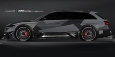 """Professional skier and builder of ridiculous Audis, Jon Olsson's latest build is what he terms as an """"RS 6 DTM"""" and work progresses.Weeks ago he'd posted"""