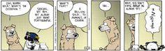 Get Fuzzy Comic Strip, March 26, 2015 on GoComics.com