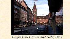 Lauffer tower Germany