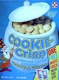 Best cereal EVER. Such memories waking up Saturday morning to eat this and watch cartoons and American Bandstand.