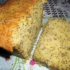Moist Lemon Poppy Seed Cake Allrecipes.com