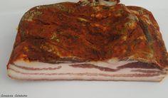 Carnicería Calabazón: ELABORACIÓN DEL TOCINO SALADO Y BACON