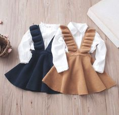 a26d02695f6 Continue to make your little one look like a little princess in these  delightful and bright. Baby Girl DressesBaby GirlsBaby ...