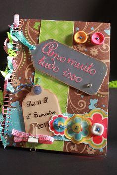 Customized notebook