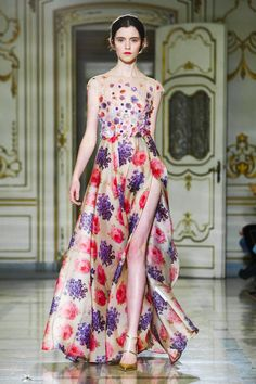 Louisa Beccaria Fashion Show Ready to Wear Collection Spring Summer 2016 in Milan
