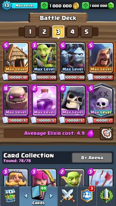 COL-Royale [ Clash Royale mod apk hack with all unlocked Legendry cards, Unlimited coins, Gems. Water Challenge, App Hack, Private Server, Cool Deck, Clash Royale, Free Gems, Clash Of Clans, The 100, Battle