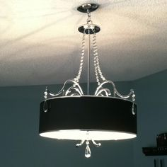 Dining Room Light I Love My New Chandelier It Was A Costco Find For 80 Bucks The