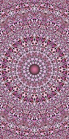 Buy 12 Pink Floral Mandala Seamless Patterns by DavidZydd on GraphicRiver. 12 seamless floral mandala pattern backgrounds in pink tones DETAILS: 12 JPG (RGB files) size: 12 geometr. Mandala Pattern, Mandala Design, Mandala Art, Abstract Pattern, Pattern Art, Pattern Design, Bohemian Art, Bohemian Design, Bohemian Backdrop