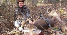 Bowhunting Deer Controls Herds and Reduces Lyme Disease - Wide Open Spaces