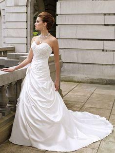 Style No. 112217 » David Tutera for Mon Cheri»wedding dresses 2013 and bridal gowns 2014