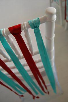 #tiffany #red #chair #wedding http://www.gabriellamondelli.it/portfolio/tiffany-love/