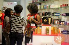 """Loja de cosméticos """"Cherry"""" abre as portas em Luanda  http://angorussia.com/?p=20088"""