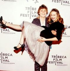 taissa is fantastic, shes such a sweetheart. its not hard to look like your in love with her, ya know? ~evan peters