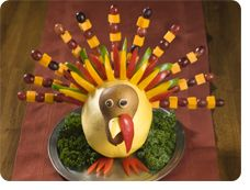 Susan's Cooking Blog: Thanksgiving Centerpiece