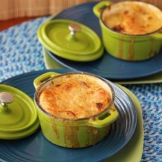 Lobster Pot Pie - Decadent and delicious and topped with homemade puff pastry!
