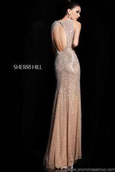 Sherri Hill 1589 at Prom Dress Shop