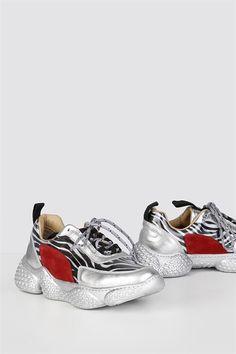 Simon Gümüş Bayan Spor Ayakkabı - iLVi Winter Sneakers, Tabata, Trainers, Sneaker Heads, Shoes Women, Kids, Sport, Clothing, Fashion