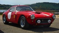 Vasileios Papaidis 2016 © All Rights Reserved Form and function can be combined very well in automotive design, the Ferrari 250 GT SWB underlines this like few others do. Considered by many as Ferrari's and Pininfarina's best looking car, the SWB took the first four places in its class at the 1960 Le Mans 24 hours race, completely blowing competition from Aston Martin and Chevrolet away.  Introduced at the 1959 Paris Motorshow, the SWB used a body very similar to those of the 250 GT LWB I...