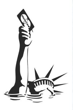 Anti consumerism poster (statue of liberty) Political Posters, Political Art, Barbara Kruger, Anti Consumerism, Culture Jamming, Consumer Culture, Liberty Statue, Protest Art, Portfolio