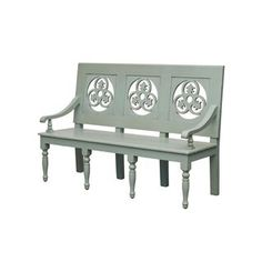 Shop for The Pasco Bench-SBL. Get free shipping at Overstock.com - Your Online Furniture Outlet Store! Get 5% in rewards with Club O!