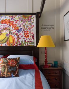 Um clássico atualizado. Veja: http://casadevalentina.com.br/blog/detalhes/classico-atualizado-2902 #decor #decoracao #details #detalhe #design #ideia #charme #charm #modern #moderno #classic #classico #casadevalentina #bedroom #quarto