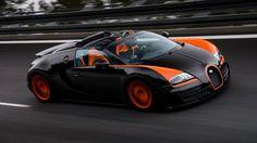 Bugatti claims open top world speed record at 254 mph