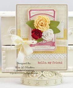hello, my friend...CR84FN58 ~ Cupcake's Creations