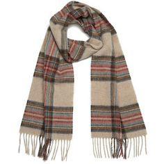 Barbour Women's Country Check Scarf