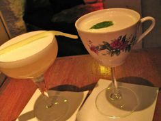 Drop into one of Edinburgh's best cocktail bars.